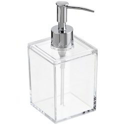 Bathroom Soap Dispenser with Bottle