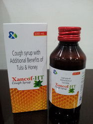Ayurvedic Cough Syrup With Honey And Tulsi