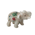Marble Elephant Stone Inlay Work