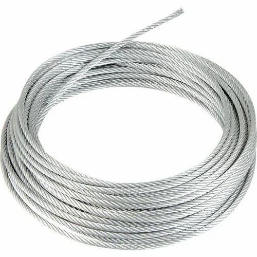 Industrial Wire Rope at Rs 55 /meter   Industrial Rope - Dev ...