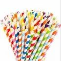 Biodegradeable  Paper Drinking Straw