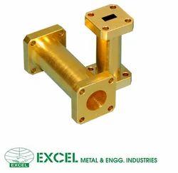 Brass Waveguide