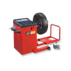 ATS-ELGI Wheel Balancer For HCV/LCV/PCV