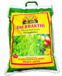 Powder Sri Shakthi Micro Nutrient, For Agriculture, Packaging Size: 10 Kg