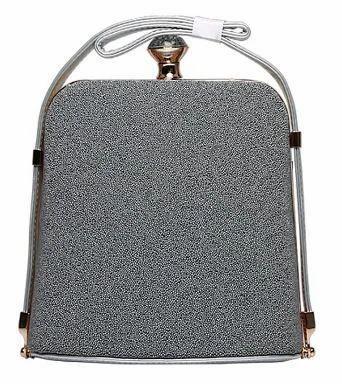 Marie Claire Grey Handbag For Women