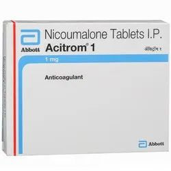 Acitrom 1 Nicoumalone Tablets IP