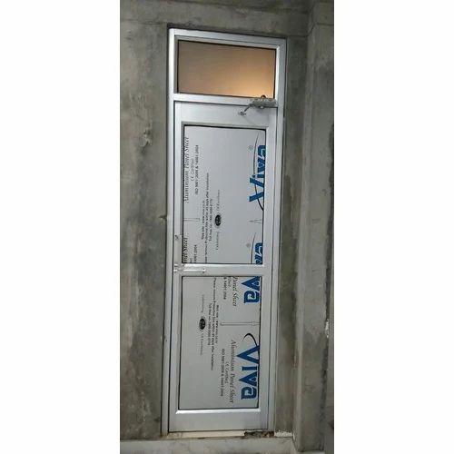 Bathroom Aluminum Door at Rs 220 /square feet | Aluminum ...