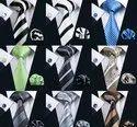 Striped Custom Tie