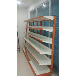 MS Single Sided Supermarket Rack