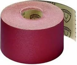 ROLLS AND PAPER ABRASIVE