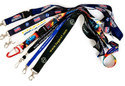 Satin Lanyard For Digital Printing