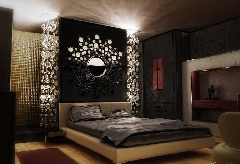 . Bedroom Interior Designing