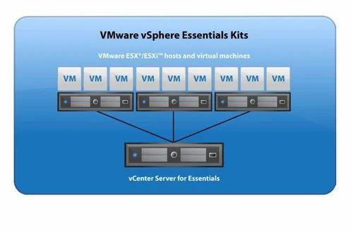 Grey VMware VSphere Essentials Kit, BKP4 Technologies | ID: 15670535012