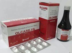 Ferrous Ascorbate Folic Acid Tablets