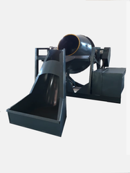 Hopper Type Concrete Mixer Machine