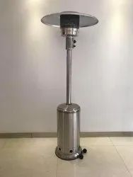 Outdoor Gas Heater on Rent