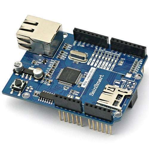 Arduino Shields - Ethernet Shield W5 100 For Arduino Wholesale