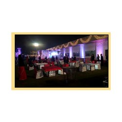 Indian Office Party Catering Service in Pan India, Services Available: Counter Decoration