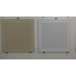 Perforated Gypsum Ceiling Tile