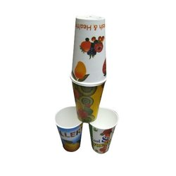 250 mL Disposable Paper Juice Cup, Features: Eco-friendly