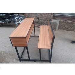 Lower Height School Desk Set