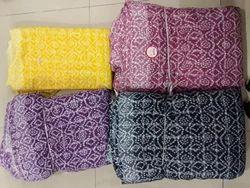 Voil Zari Silk Fabric