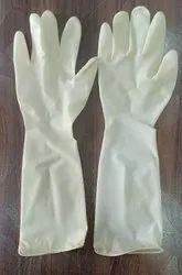 Latex 14'' Surgical Hand Gloves, For Hospital, Clinic