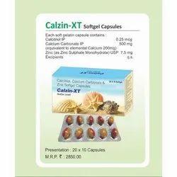 Calzin XT Softgel Capsules