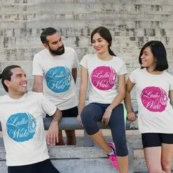 Customized Couple T Shirts