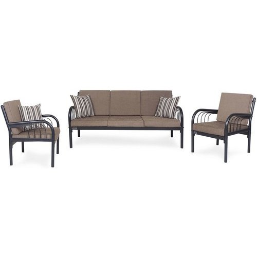 Decora Normal Stainless Steel Sofa Set Rs 13000 Set Dynamic Fabricators Id 17092908430