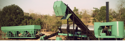 Atlas Asphalt Drum Mix Plant