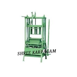 Hand  Operated  Single Block  Machine