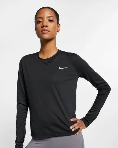 Mediar Interesante Delgado  Nike Miler Women Running Top at Rs 2295/piece | खेल-वस्त्र - NIKE India  Private Limited, Ghaziabad | ID: 21407529555