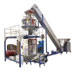 Multi Head Weigh Filler Packing Machine
