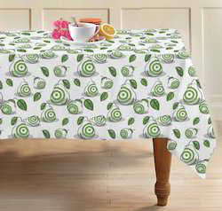 Fruit Design Printed Table Cloth