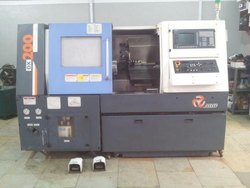 Jyoti Dx 200 Used CNC Lathe Machine Turning Center