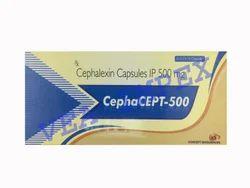 CephaCEPT 500mg Cephalexin Capsules