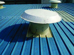 Motorised Roof Ventilator