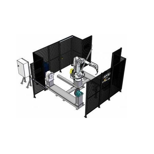 OTC DT-ARC 500 Pre-Engineered Robotic Welding System - Otc