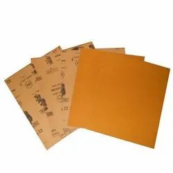 Brown Emery Paper
