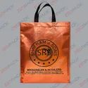 Metalized Loop Handle Non Woven Bags