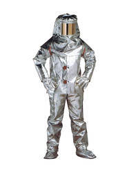 Aluminum Large and Medium Fire Approach Suit