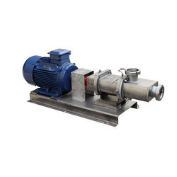 Triple Screw Pumps For Petrochemical Industry