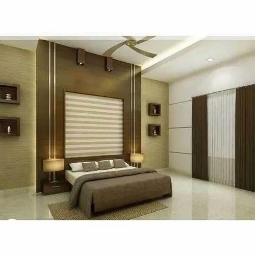 Pvc Bedroom Wall Panel