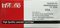 05A (CE 505A) Compatible Toner Cartridge For HP Printers