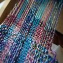Woven Warp Yarn