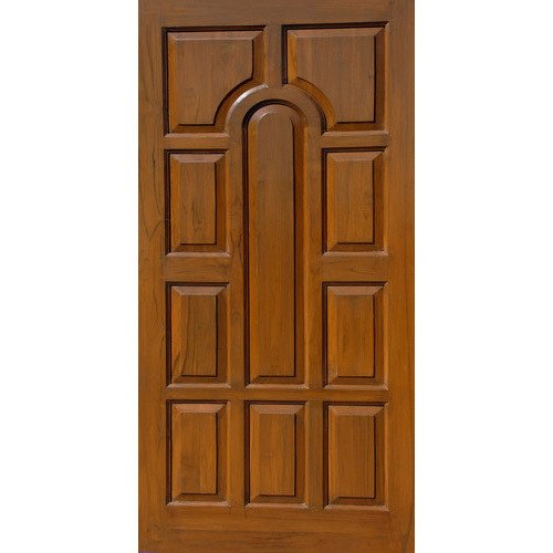 Wooden Door - Sagwan Wooden Door Manufacturer from Khandwa on