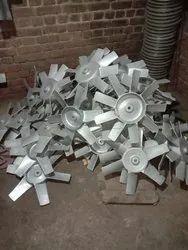 Aluminum Impeller 8 Blade Dia  1400 mm