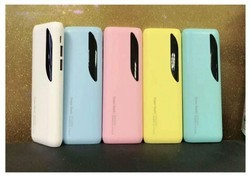 Colour Leaf Power Bank 10000 mAh