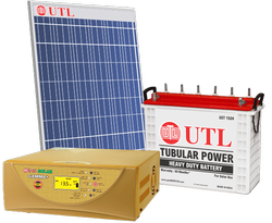 1 kW Off Grid Solar Power Plant